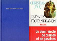 L'affaire TOUTANKAMON // Christian JACQ // Histoire // Primé