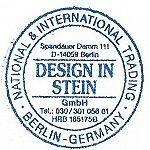Design in Stein GmbH