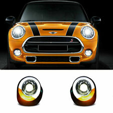 For BMW MINI F56 LED Headlights Projector LED DRL Replace OEM Halogen 2014-2015