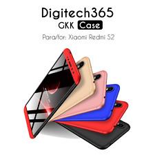 Funda carcasa GKK 3 en 1 completo 360º para Xiaomi Redmi S2