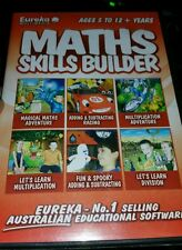 Maths Skills Builder PC GAME- FREE POST