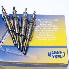 4 x Glühkerze Magneti Marelli MERCEDES-BENZ Sprinter 3-T 903 2.9 TDI 310 D 312 D