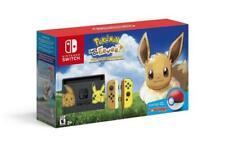 Nintendo Switch Pikachu Edition + Pokemon Let's Go + Poke Ball Plus (READ BELOW)