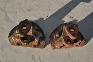 Dodge Brothers 1916-1923 rear spring forward mounts