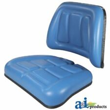 Made To Fit Ford Tractor Seat Cushion Kit Backrest Amp Bottom F1nnb401aa 110 T222