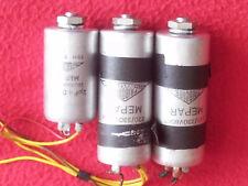Condensadores de los motores de Revox F36 / Capacitors for Revox F36 engines