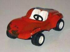 Vintage 1969 Tonka FUN BUGGY! Orange Pressed Steel DUNE BUGGY Convertible Car!