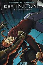 Der Incal 4, Splitter