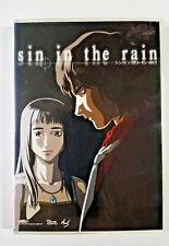 Japanese Mystery Anime DVD: Sin In The Rain Vol. 1 2006, Japan ES Entertainment