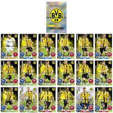 Borussia Dortmund-Fußball -/Einzelkarten Attax-Match