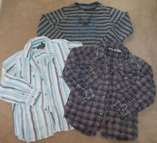Niño Gap Pumpkin Patch Wes & Willy X 4 Paquete Fresco Camisa Top T-Shirt 6-7 y