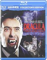 DRACULA PRINCE OF DARKNESS CHRISTOPHER LEE BLU-RAY U.S REGION A OUT OF PRINT