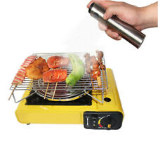 Kitchen Gadget Cook BBQ Spray 100ml Oil Sprayer Stainless Steel Dispenser Bottle