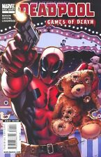 DEADPOOL GAME OF DEATH #1 ONE SHOT HARD TO FIND MARVEL X-MEN COMIC BOOK 2009