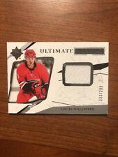 2017-18 UD Hockey Rookies Jersey #68 Lucas Wallmark /299