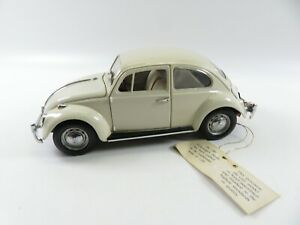 Franklin Mint 1:24 1967 Volkswagen Beetle #103