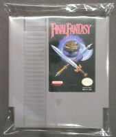 Final Fantasy (NES, 1990) Authentic Game Cartridge Tested Working 100%