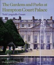 The The Gardens and Parks at Hampton Hardback Book
