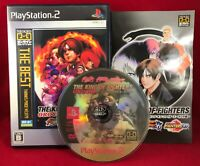The King of Fighters Orochi NEO GEO SNK SONY PlayStation 2 PS2 CIB Japan Import!