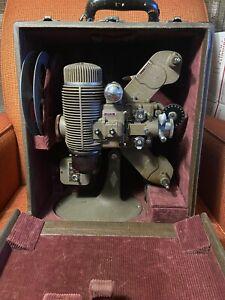 Bell & Howell Filmo Master Vintage 8mm Film Projector