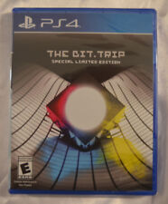 The Bit.Trip Sony Playstation 4 PS4 Limited Run Games #112 Pax East Variant New
