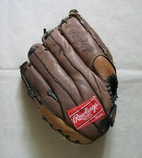 "Rawlings PP1910DB 12"" Baseball Glove Right Hand Throw All Leather Shell"