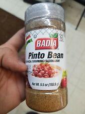 5.5 oz Bottle Pinto Bean/Seasoning/Mexican Style/Chili/pepper/Sazonador/Kosher