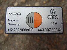 VW AUDI VDO RELAY 443907393K 443 907 393 K RELAY NUMBER 10