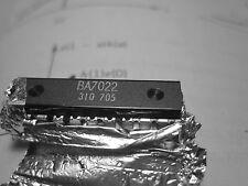 BA7022  Video Signal Switcher  Rohm DIP22     1pcs