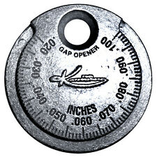 K Tool 73701 Spark Plug Gap Gauge Tool, Single Tool