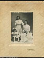 19th C. BUEHMAN NOTED AMERICAN INDIAN TUCSON AZ TERRITORY ORIGINAL PHOTO