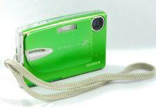 Fujifilm FinePix Z20fd 10MP 3x Digital Camera - Green