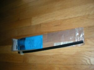 NOS 1988 1989 Merkur XR4Ti Door Moulding Insert E8RY-6129038-BY