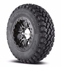 Polaris RZR 800 900 1000 Turbo EFX Motohammer (2) 27-9-14 and (2) 27-11-14 Tires