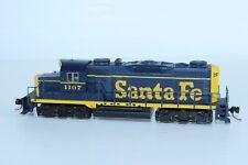 N Gauge LifeLike GP-20 Santa Fe 1107 --- Boxed 7123