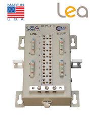 Lea Networks DataConnectivity Primary Lightning Protection Kit /Us Made/Ul Liste
