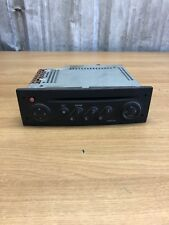 03-08 Renault Scenic / Grand / Megane Stereo Radio Head Unit With Code