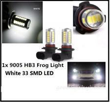 1x 9005 HB3 6000K White 5630 33 SMD LED 12V Auto Car Fog Light Headlight Bulbs