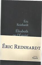 THEATRE ERIC REINHARDT ELISABETH OU L'EQUITE STOCK 2013