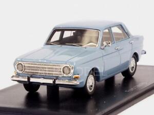 Ford P6 12M Limousine 1966 Blue 1:43 NEO 44262