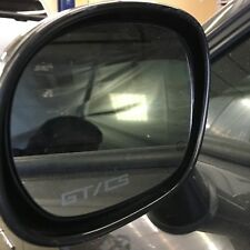 GTCS GT/CS Etched / Frosted Look Mirror Glass Decal Stickers ~ Set Of 2
