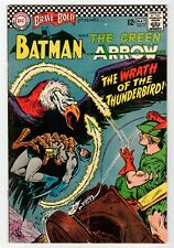 DC - BRAVE AND THE BOLD #71 - Batman And Green Arrow - VG/FN 1967 Vintage Comic