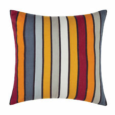 2 Cotton Striped Cushion Cover Home Decor Pillow Slip Cover Quality Linen House