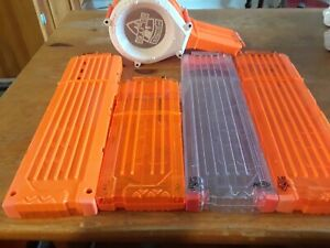 NERF N Strike Elite Replacement CLIPS and AMMO DRUM ~ Magazine lot