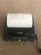Citizen PD-24 PD24 Thermal Mobile Printer with Battery and Charger