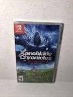Xenoblade Chronicles - Definitive Edition - Nintendo Switch Brand New Sealed