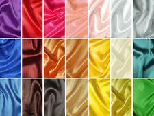 Raso - satin, super qualità, x abiti, arredo e decorazioni, vendita al metraggio