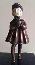 D. H. Chiparus Bronze Statue - ORIGINAL & GENUINE Circ. 1920's