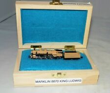Z Scale Marklin 8870 4-6-2 BR S 3/6 King Ludwig Bavarian Express Steam Loco