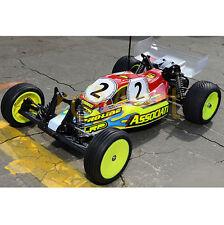 PRO-LINE BullDog Clear Body + 8mm Team Associated B4.1 2WD RC Car Buggy #3368-00
